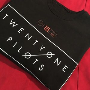 Sweaters - Twenty One Pilots Blurryface Sweatshirt